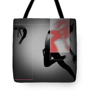 Flight Tote Bag by Naxart Studio