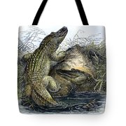 Florida Alligators Tote Bag