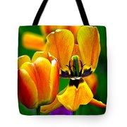 Flower 3 Tote Bag