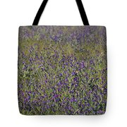 Flower Known As Salvation Jane Tote Bag