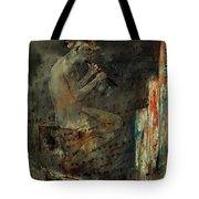 Flutist Tote Bag