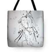 Folk Dance - Denmark Tote Bag