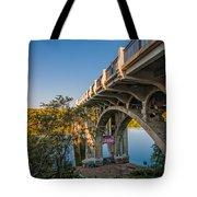 Ford Parkway Bridge Tote Bag