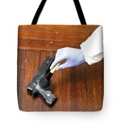 Forensic Evidence Tote Bag