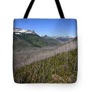 Forest Fire Sticks-1 Tote Bag