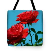 Forests Flowers Tote Bag