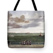 Fort Sumter, 1861 Tote Bag