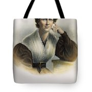 Frances Wright (1795-1852) Tote Bag by Granger