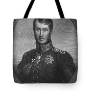 Frederick William IIi Tote Bag