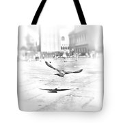 Freedom Tote Bag by Marianna Mills