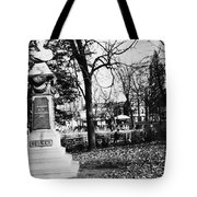 Friedrich Hecker Tote Bag