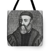 Gabriele Falloppio, Italian Anatomist Tote Bag by Science Source