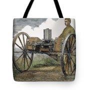 Gatling Gun, 1872 Tote Bag