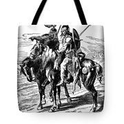 Gaulish Warriors Tote Bag