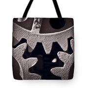 Gears Number 2 Tote Bag