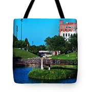 Gene Leahy Mall Tote Bag