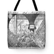 George IIi: Coronation, 1761 Tote Bag by Granger