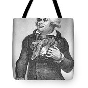Georges Danton (1759-1794) Tote Bag