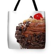 German Chocolate Cupcake 2 Tote Bag