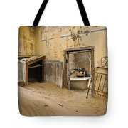 Ghost Town Boarding House Tote Bag
