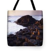 Giants Causeway, Co Antrim, Ireland Tote Bag