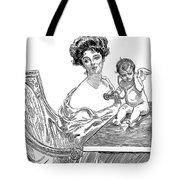 Gibson: Gibson Girl, 1901 Tote Bag