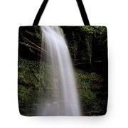 Glencar Waterfall, County Leitrim Tote Bag