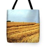 Golden Harvest Field 1 Tote Bag