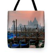Gondole. Venezia. Tote Bag