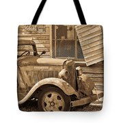 Good Old Days Tote Bag