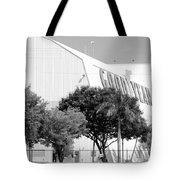 Good Year Blimp Hanger Tote Bag