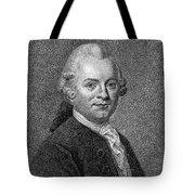 Gotthold Ephraim Lessing Tote Bag