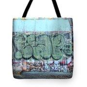 Graffiti - Tubs Iv Tote Bag