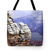 Grand Canyon 3 Tote Bag