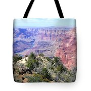 Grand Canyon 8 Tote Bag
