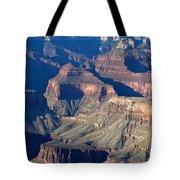 Grand Canyon Shadows Tote Bag