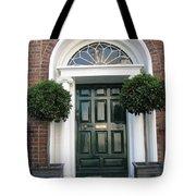 Green Door Tote Bag