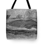 Greenland Whale Tote Bag