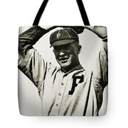 Grover Cleveland Alexander Tote Bag