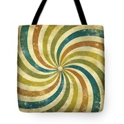 grunge Rays background Tote Bag