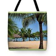 Guatamala Beach Tote Bag