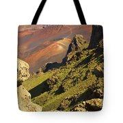 Haleakala National Park Tote Bag