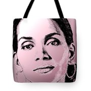 Halle Berry In 2008 Tote Bag