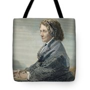 Harriet Beecher Stowe Tote Bag