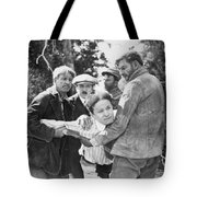 Harry Houdini (1874-1926) Tote Bag