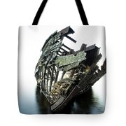 Harvey Neelon Shipwreck So They Say... Tote Bag