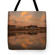 Hastings Sunset Tote Bag