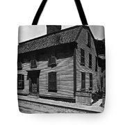 Hawthornes Birthplace Tote Bag