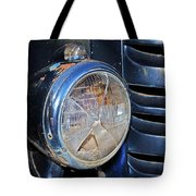 Headlamp Out Tote Bag