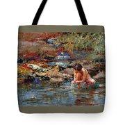 Healing Water Tote Bag